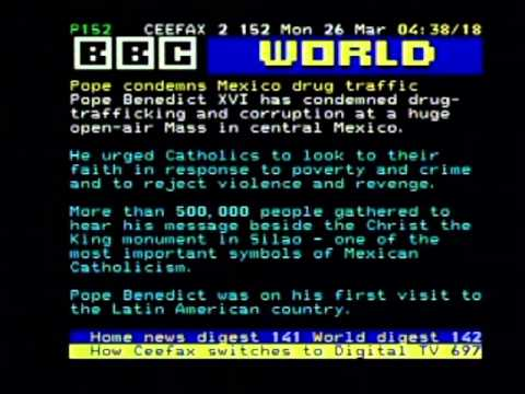Great Ocean Road (Complete) - Music From Ceefax