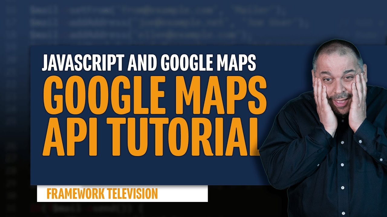 Javascript Google Maps Api Tutorial