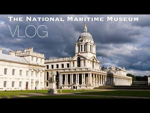 VLOG: Лондонский The National Maritime Museum