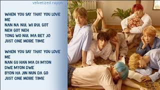 Video BTS - Best of Me [easy lyrics] download MP3, 3GP, MP4, WEBM, AVI, FLV Agustus 2018