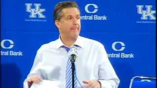 Kentucky Wildcats TV: Ole Miss Postgame Press Conference