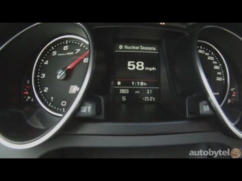 2015 Audi RS 5 0-60 MPH Test Video – 3.8 Seconds @ 450 Horsepower