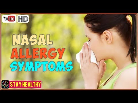 5 Nasal Allergy Symptoms You Shouldn't Ignore