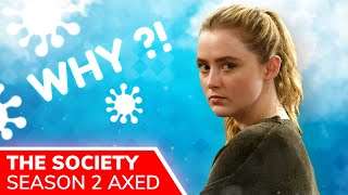 THE SOCIETY Season 2 CANCELLED as renewal reversed by Netflix. What's next for Kathryn Newton?