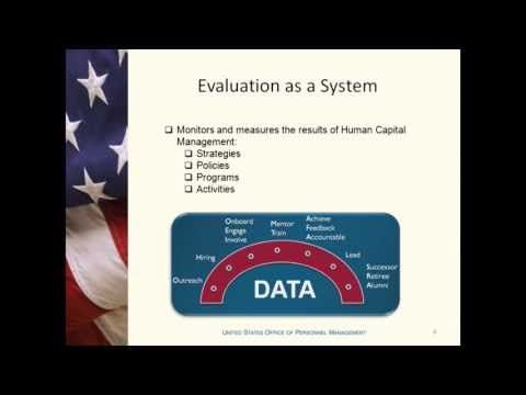 Human Capital Framework Systems: Evaluation