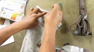 Prasanta Blouse Design D /Make Fashion Tutorial part 3 of 3