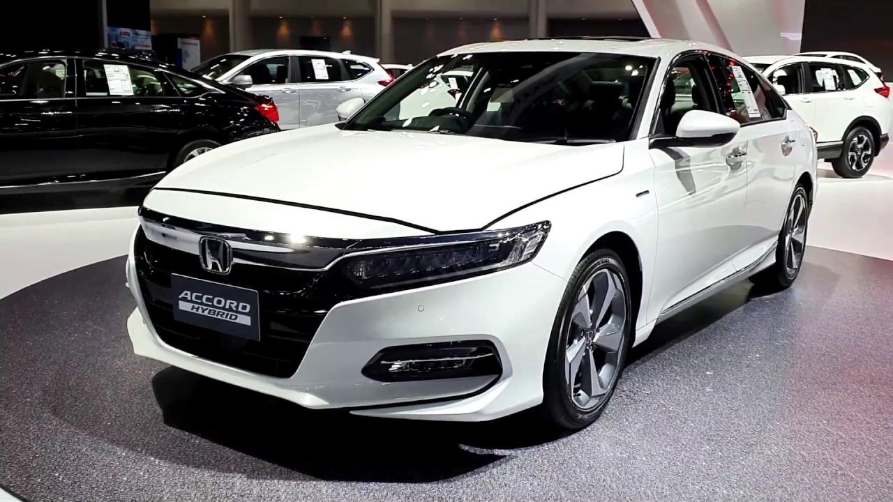 Honda Accord 2.0 HYBRID TECH