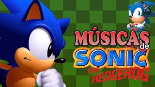 Sonic the Hedgehog e sua Incrível Trilha Sonora!