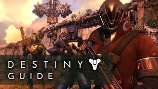 Destiny Legendary and Glimmer Farming Spots and Tips