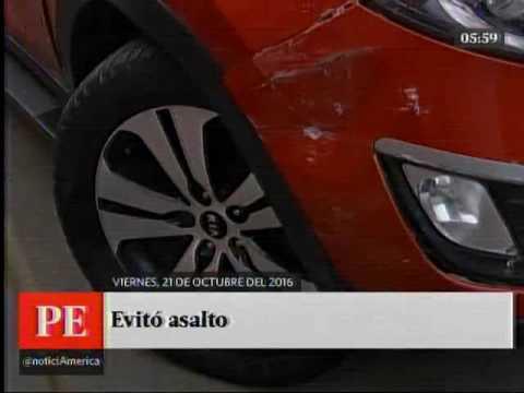 América Noticias: Primera Edición -  21.10.16