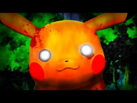 Nightmare Daisy Reacts To Pikachu Exe