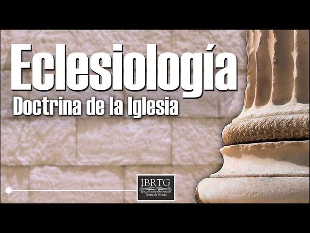 La Vocación de la Iglesia en el plan Salvífico Clase #3 | Ps Plinio R Orozco