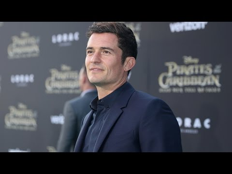Exclusive Orlando Bloom Gushes Over Son Flynn Im So In Love With Being Dad