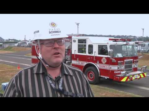 All Hands Update: U.S. Naval Ship Repair Facility Fire Extinguisher Training