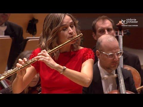 Ibert: Flötenkonzert ∙ hr-Sinfonieorchester ∙ Clara Andrada de la Calle ∙ Jaime Martín