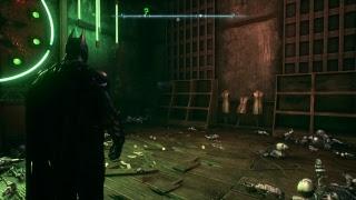 Batman Arkham Knight Riddler Trophy Hunting