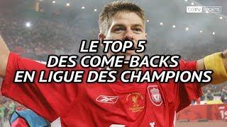 Ligue des Champions : Le Top 5 des comebacks les plus fous !