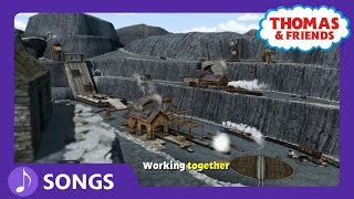 Working Together (Blue Mountain Quarry) | Thomas & Friends