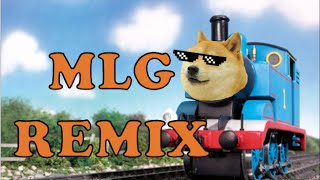 TRY NOT TO LAUGH - Thomas The Tank Engine REMIX