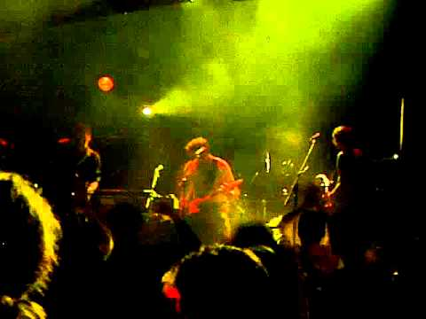 The Stunning - Romeo's On Fire (Live at The Village, Dublin 23.10.2011)