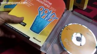 microsoft-office-home-and-business-2010-unboxing