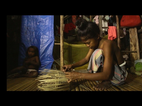Watch: Installing a hybrid energy system for the Batak people