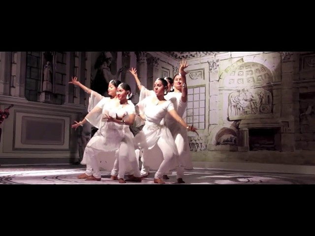 'Yahova Na Mora' Music Video - 'The Indian Classical Dance' version Travel Video