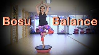 Bosu Balance: ma demi balle magique