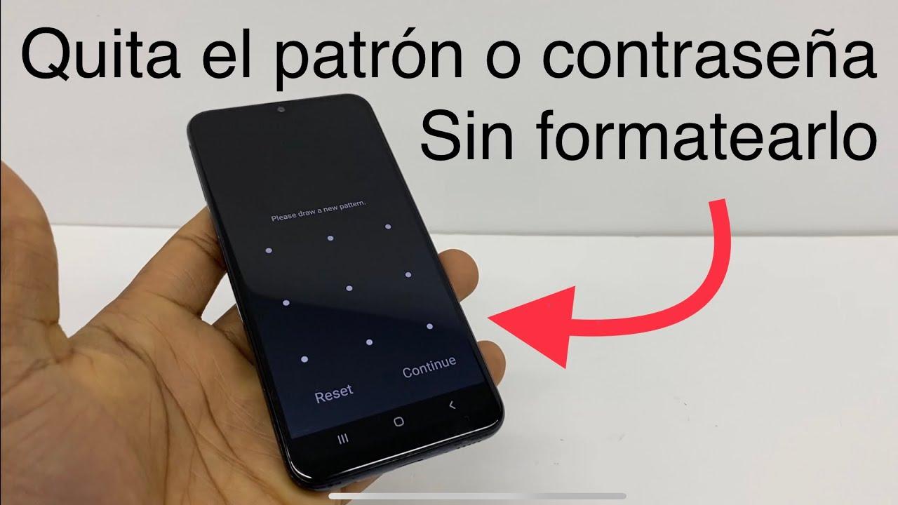 Cómo Desbloquear Mi Celular Sin Contraseña Sin Formatearlo Quitar Patrón Olvidado Youtube