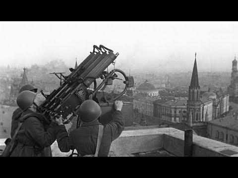 Soviet Anti Aircraft Artillery of World War II