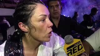 Quiero el título Gallo de Mariana Juárez: Jackie Nava