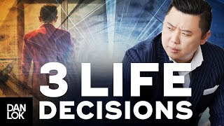 The 3 Decisions That Will Change Your Financial Life