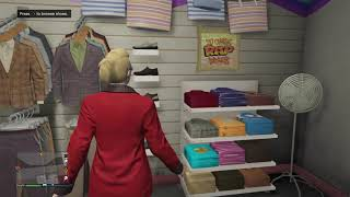 Grand Theft Auto Online : Ruby Style