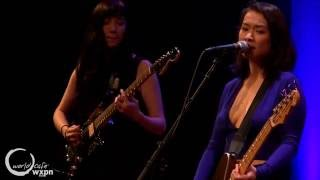 """Mitski - """"Your Best American Girl"""" (Recorded Live for World Cafe)"""
