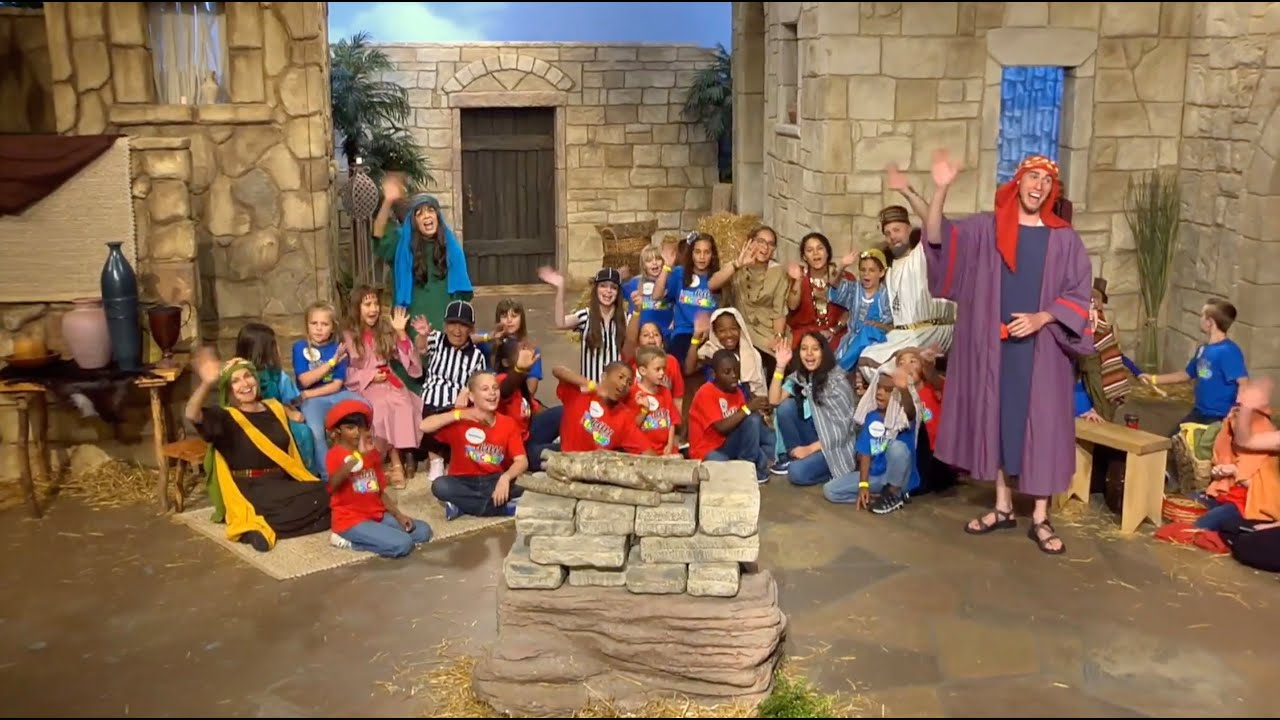 "07 - ""God Hears Us"" - 3ABN Kids Camp Bible Gems"