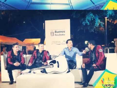 Fiesta en el Kiosko con Los Hijos de Sinaloa