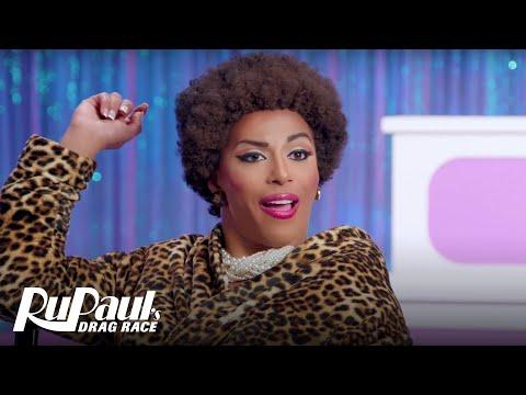 Jenifer Lewis aka Shangela Wants You to Bow Down & Respect  RuPaul's Drag Race All Stars