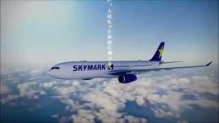 スカイマーク CM「A330 300」江口洋介 https://youtu.be/c2TPAIqgzSI フ...