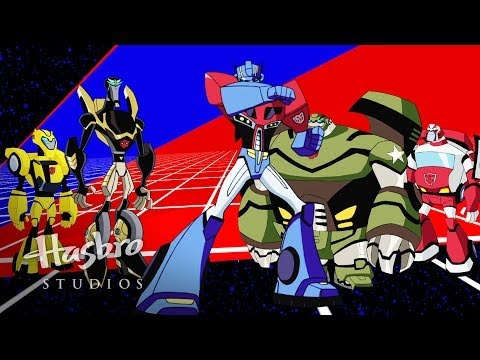 Transformers: Animated - Theme Song