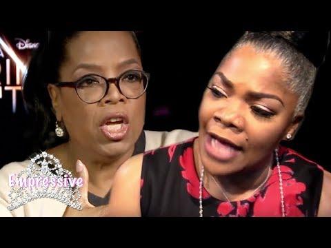 Oprah Winfrey Calls Mo'Nique