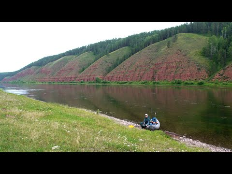 Сплав по реке Лена от Качуга до Усть-Кута