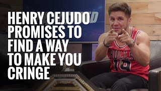 Henry Cejudo thanks his trolls ahead of upcoming title fight at UFC 238