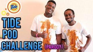 Tide Pod Challenge  | Jelax & Sean Pezy (Tide Pod Challenge PARODY))