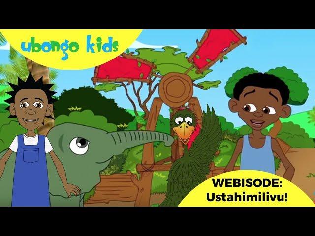 Ubongo Kids Webisode 47 | Ustahimilivu | Katuni za Elimu kwa Kiswahili with English Subtitles