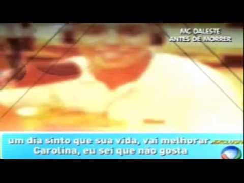 Domingo Show - Ouça a mensagem que MC Daleste deixou antes de morrer - 30/03/2014 Vídeos De Viagens