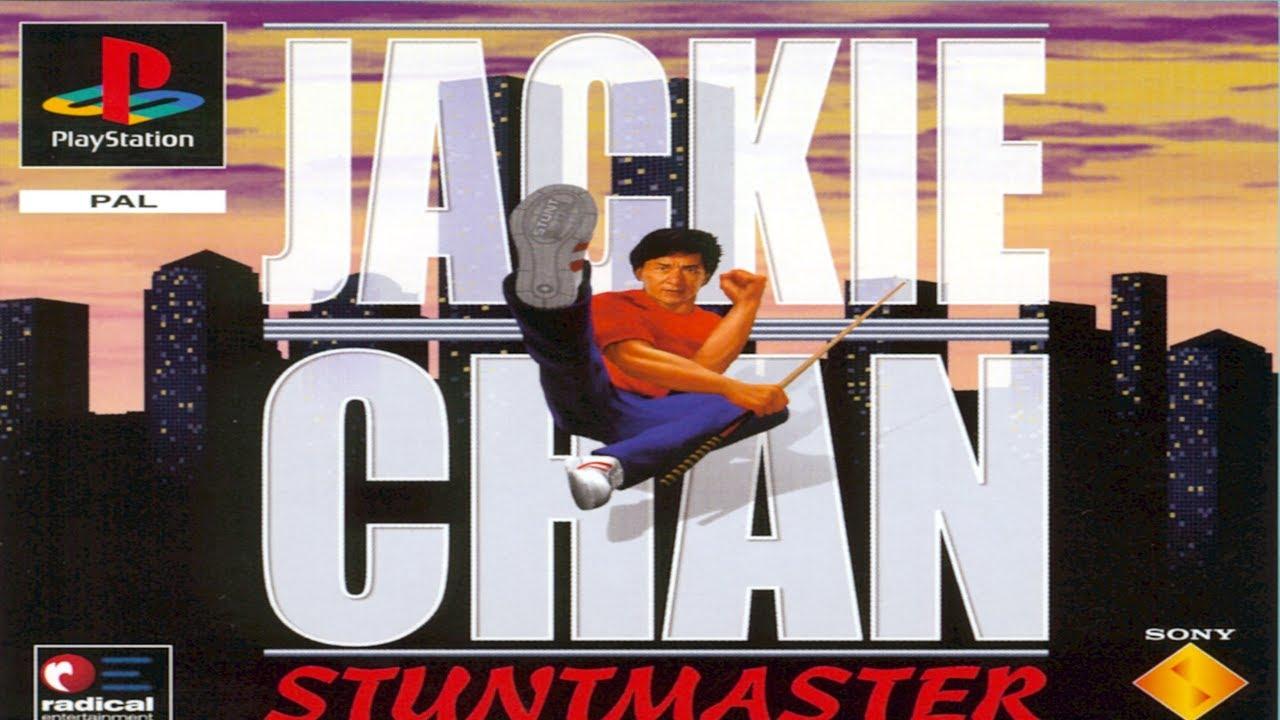 Resultado de imagem para jackie chan stuntmaster ps1