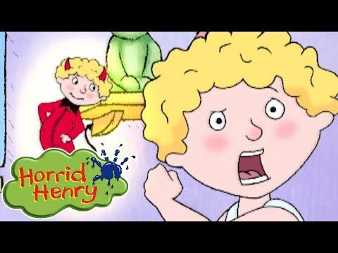 Horrid Henry - Peter Turns Horrid | Cartoons For Children | Horrid Henry Episodes | HFFE