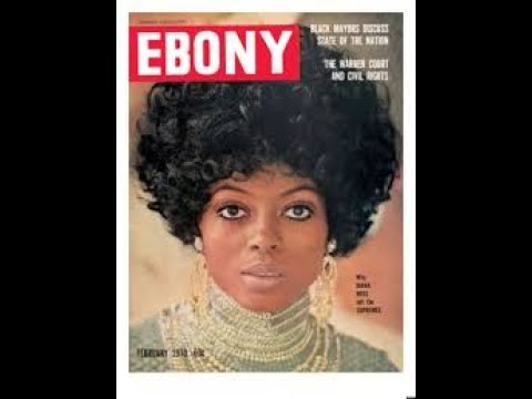 Ebony Magazine purchased by a really quiet NBA player who is also very rich