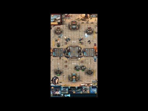 Warzone: Clash of Generals (by Stratosphere Games GmbH) - strategy game for android - gameplay.