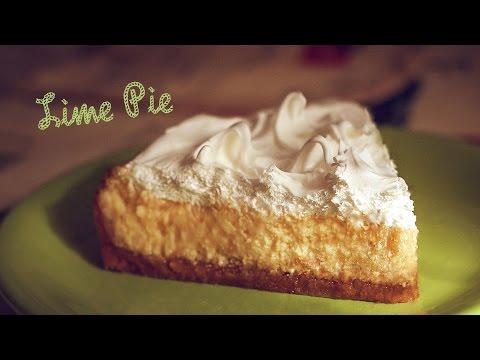 How to make a Key Lime Pie